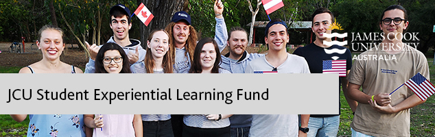 Donations JCU Student Experiential Learning Fund