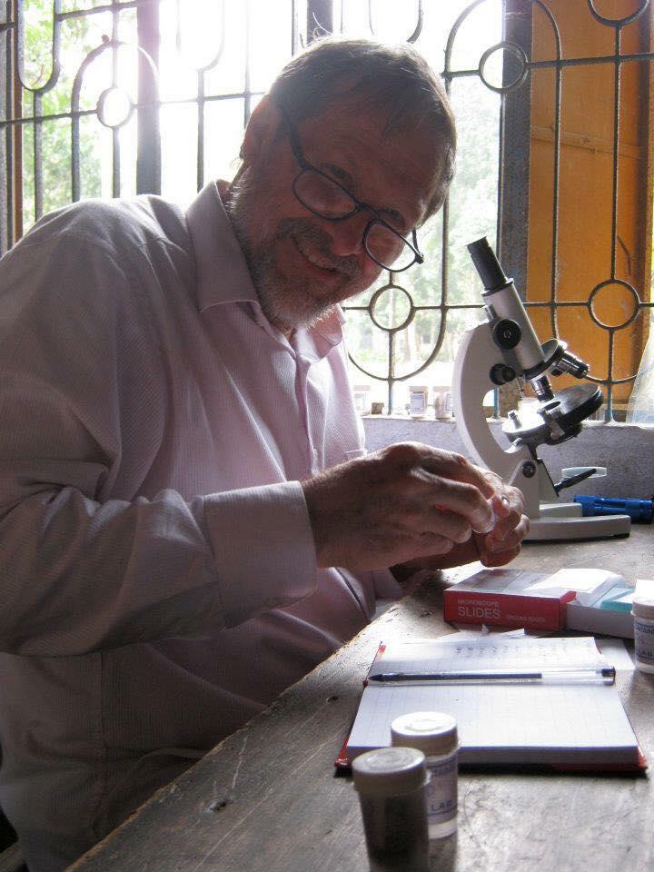 Emeritus Professor Richard (Rick) Speare