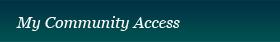 My Portal Access